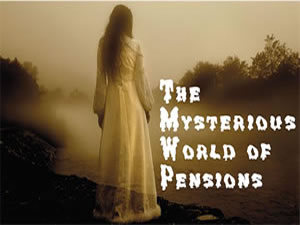 world of pensions